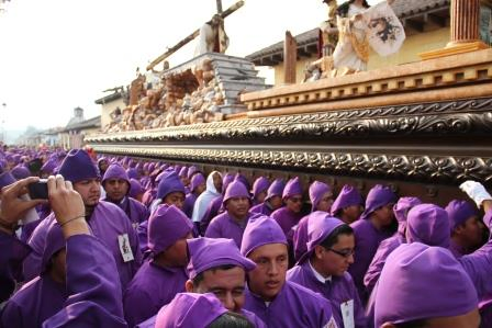 Procesión Jesús de la Caída 2015, Quinto Domingo de Cuaresma, San Bartolome Becerra (119)