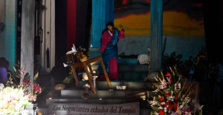 Velación Jesus de Jocotenango, el Dulce Rabí (1)