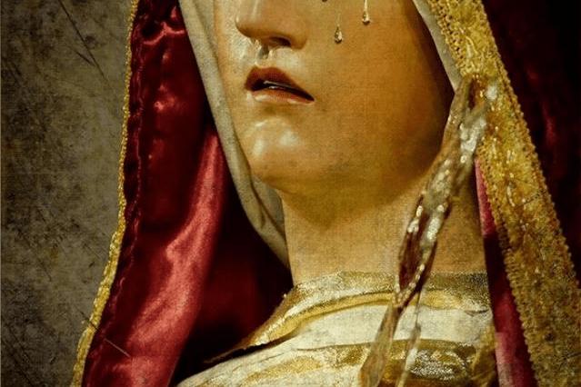 Virgen de Dolores de Santa Ana, Antigua Guatemala