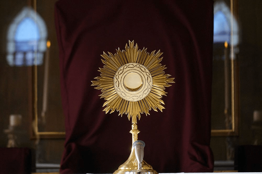 Jesús Eucaristía