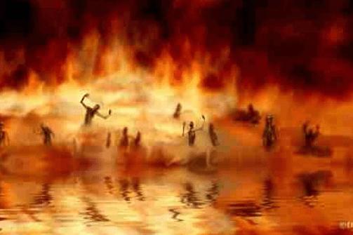 Virgen de Fátima muestra el infierno a los pastorsitos