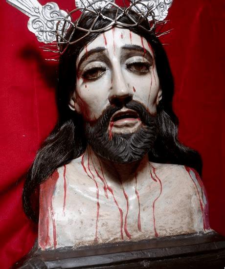 Jesus del Huerto de San Marcos