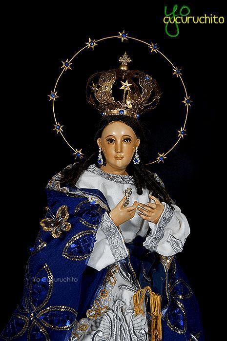 """Replica Inmaculada Concepción """"Reina de la Reformita"""""""