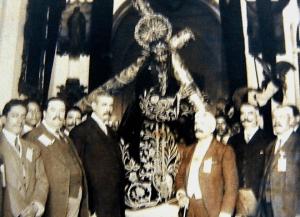 Jesús de la Merced en la Reseña años 30