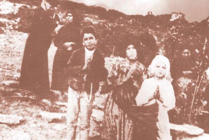 Pastorcitos de las apariciones de la Virgen de Fatima