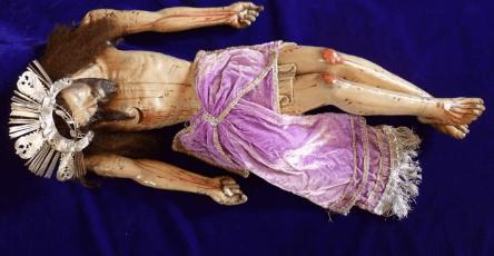 Cristo de la Preciosa Sangre de San Marcos (2)