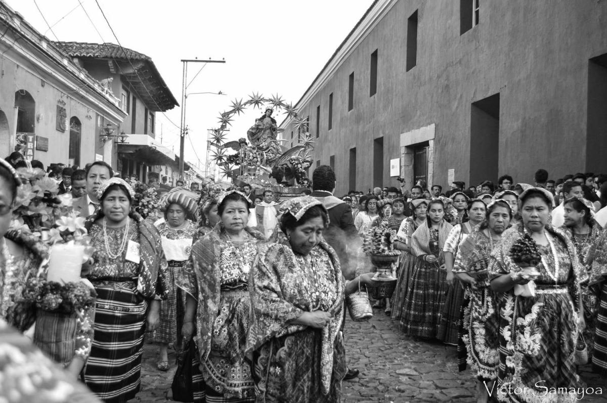 Inmaculada Concepcion de San Jose Catedral Antigua Guatemala