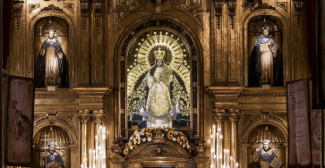 historia de la virgen del rosario en guatemala