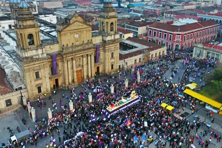 Referendum de Belice y las procesiones (1)