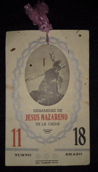 Primer Turno de Don Zoilo Francisco Gaytan Córdoba (Año desconocido)