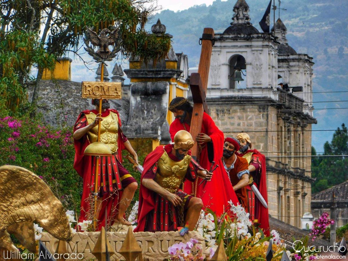 Jesus de la Merced de Antigua Guatemala