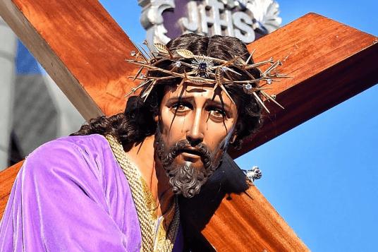 recorrido jesus del consuelo sabado de ramos