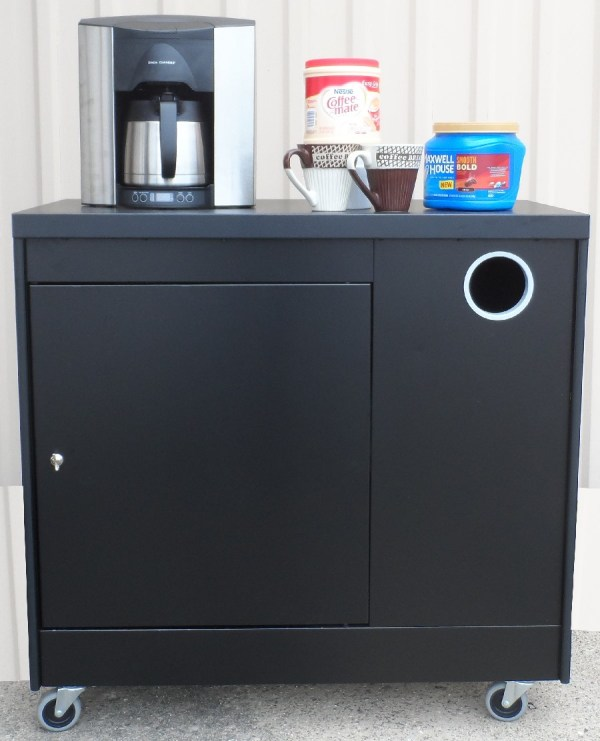 State Occ36-wet Office Coffee Cart