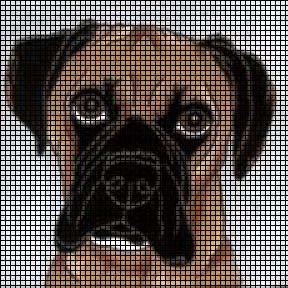 Boxer Not Cropped Crochet Pattern