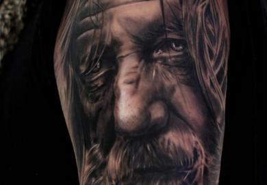 Portraits Tattoo Designs