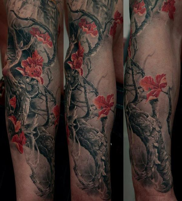 100 Awesome Examples Of Full Sleeve Tattoo Ideas Art And