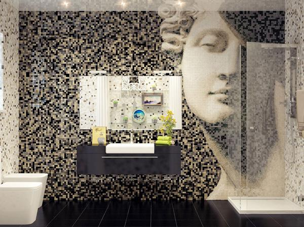 Where neoclassicism meets pop art.