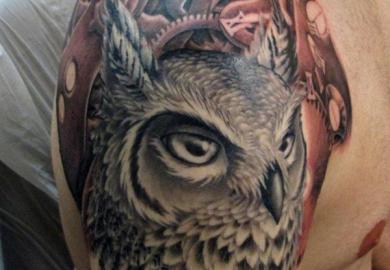 Cool Tribal Tattoo For Men Tribal Shoulder Tattoos