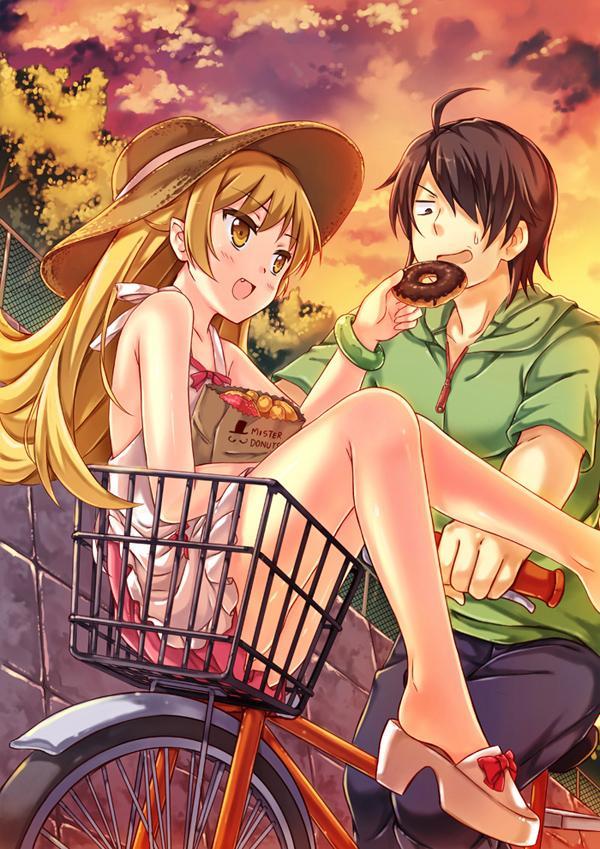 Evening ride - 50 Examples of Anime Digital Art <3 !