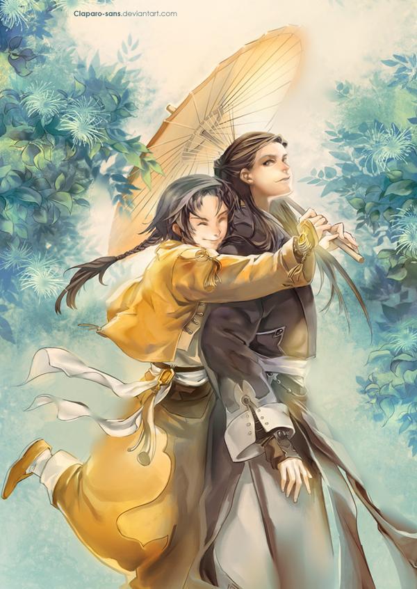 Anime Drawing - 50 Examples of Anime Digital Art <3 !