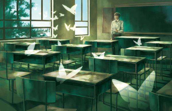 anime drawings-Metamorphosis - 50 Examples of Anime Digital Art <3 !