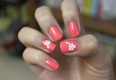 Nail Art Designs Short Nails