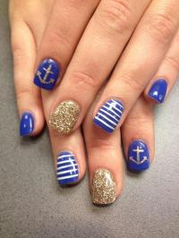 30   Anchor Nails Design