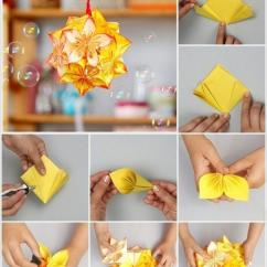 Star Flower Origami Diagram 2000 Ford F250 Headlight Switch Wiring 40 Flowers You Can Do Art And Design