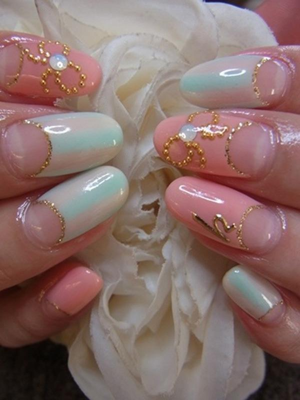 Looking For Trendy Nail Art Add This Little Ensemble Into Your Collection