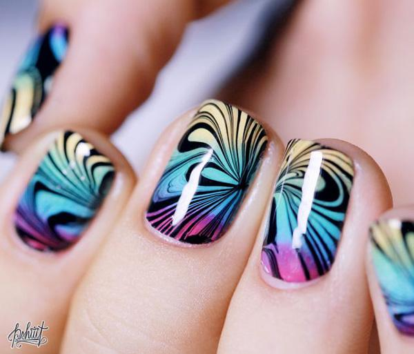 Make Your Own Nail Dotting Tool How To Cheat At Watermarble Nails Part 1
