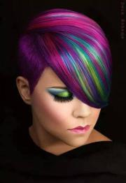 hot dyed hair ideas