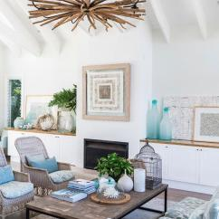 Coastal Design Living Room Traditional Designs 45 Style Home Art And The For This Lighting Is Made Of Wood It S A Great Piece Added By