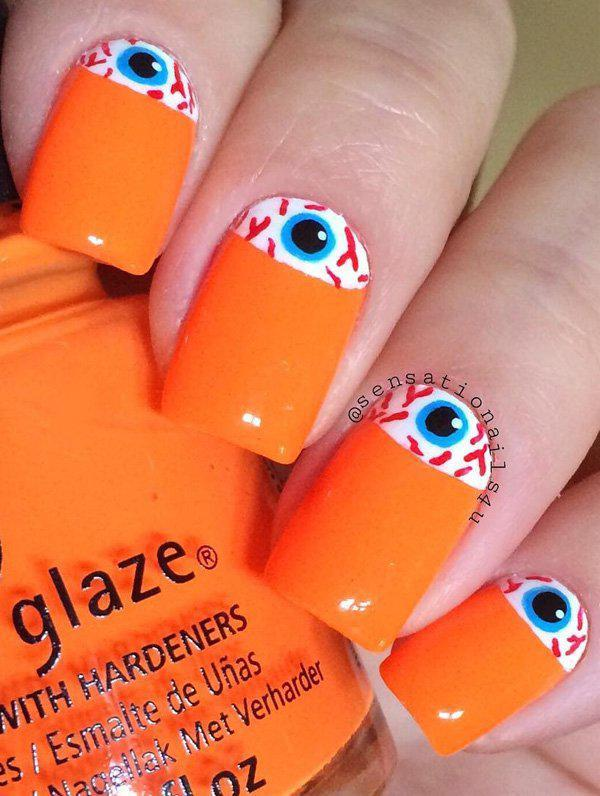 This interesting design may shock you at first, but when you get used to those veiny eyeballs, it's actually a cool design. Makes you think of the movie Monsters, Inc.