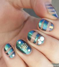 Sea Nail Art | www.imgkid.com - The Image Kid Has It!