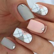 70 square nail art ideas obsigen