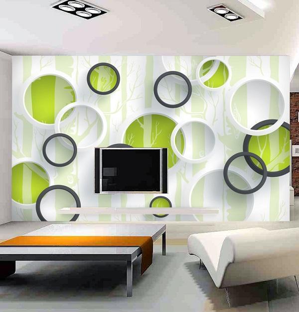 50 inspirational tv wall