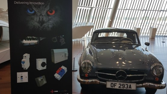 ECA Live Project 18 Roadshow – Mercedes-Benz World
