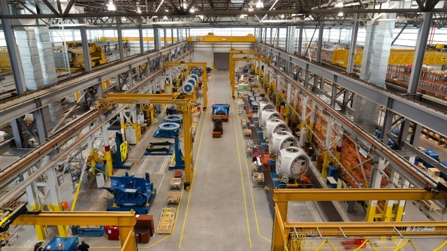 The Manufacturing Sector in South Africa