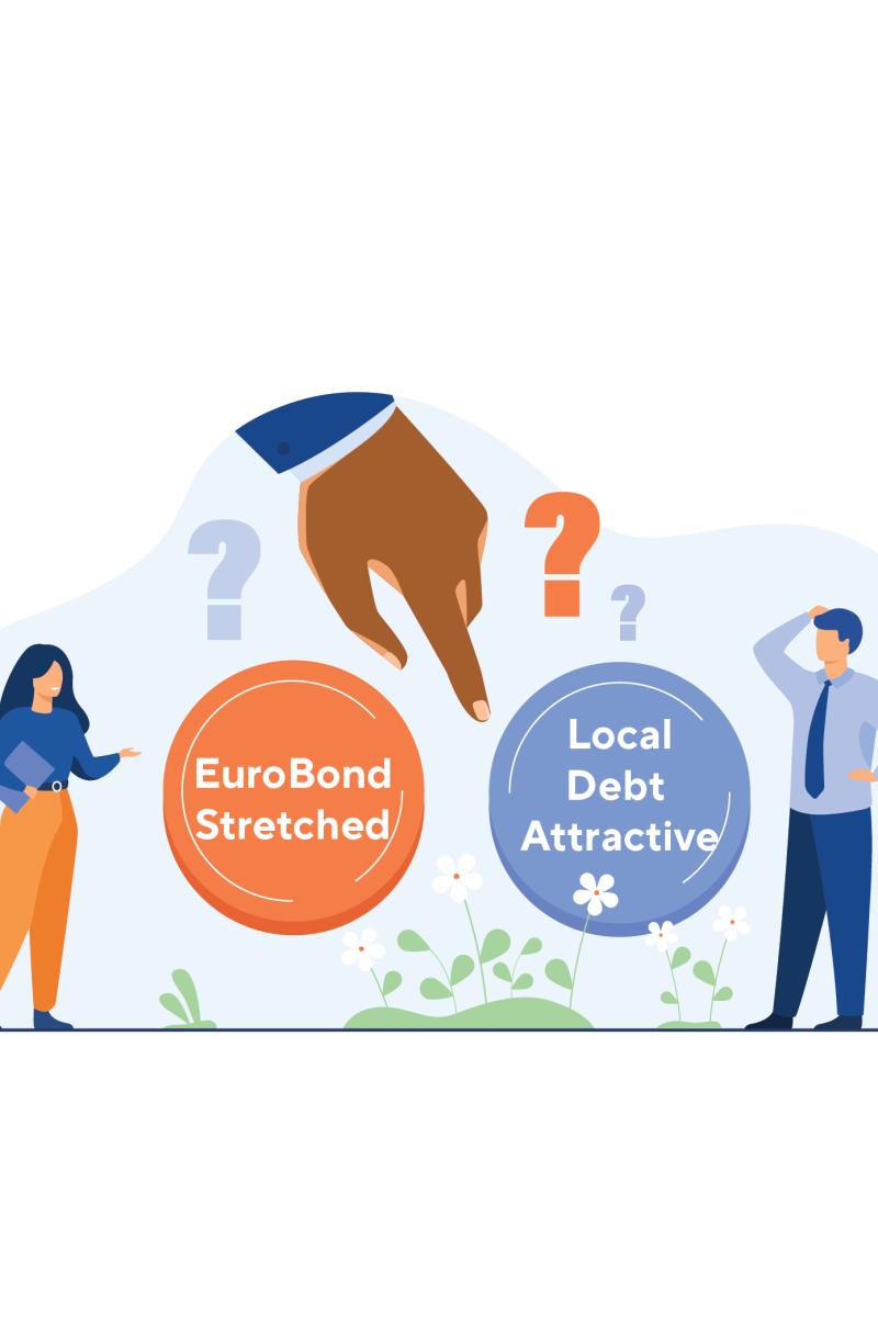 Zambia: Local Debt Attractive but Eurobonds are Stretched.