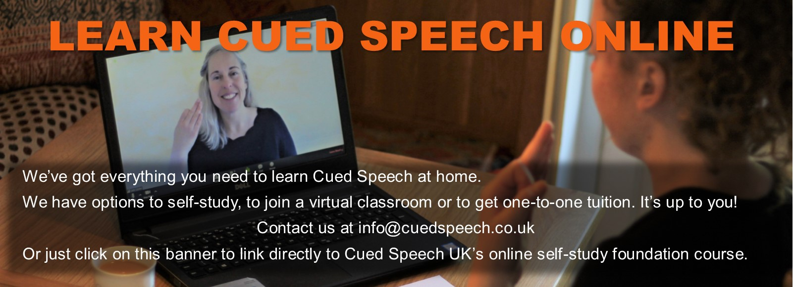 Cued Speech deaf learn sign