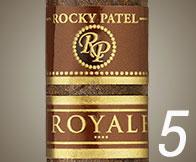 No. 5 Rocky Patel Royale Toro