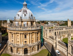 Oxford has hosted 30 Ecuadoians since 2010.