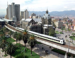 Medellin, Colombia is also a popular draw.
