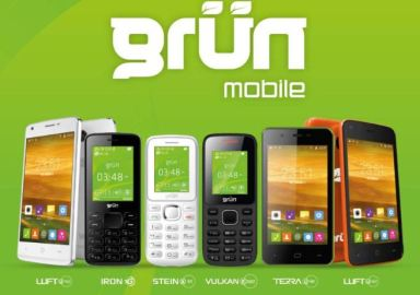 Grun cell phones, made in Cuenca, will expand its models in 2016.
