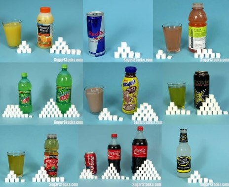 Sugary-Beverages
