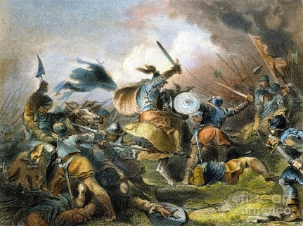 The Battle of Hastings was a war of words.