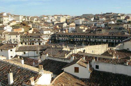 Pueblo con encanto Chinchn  Madrid