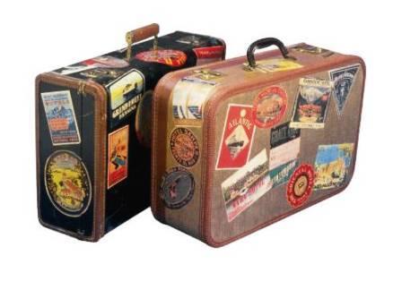 Resultado de imagen para viajero maletas