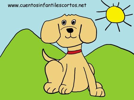 Cuentos muy cortos - Harry el perro cachorro