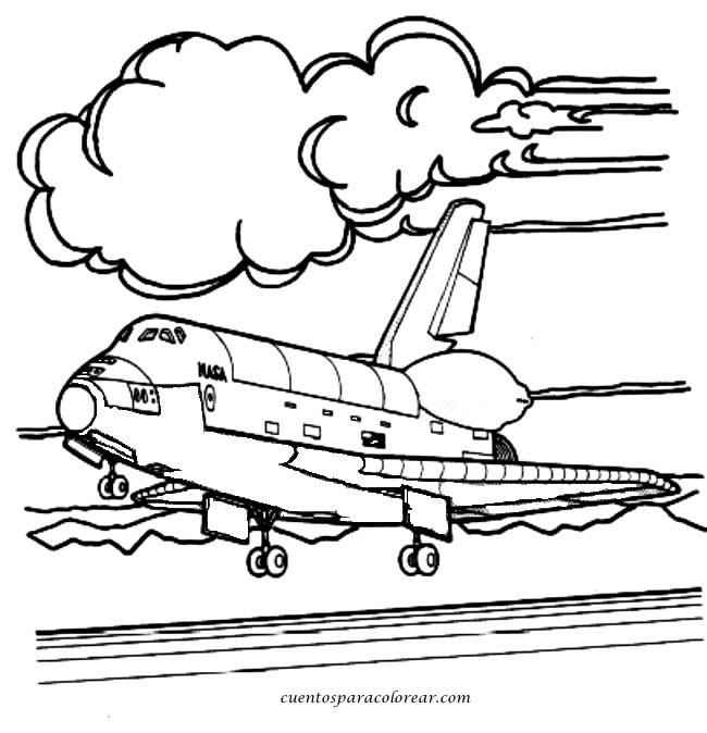 Aeropuerto Dibujo